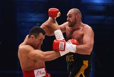 Tyson Fury pokonał Władymira Kliczkę na punkty