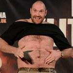 Tyson Fury: Potrzebuję pół roku. Na kwiecień będę gotowy