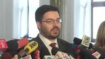 Tyszka (Kukiz15) o wotum nieufności dla rządu PiS (TV Interia)