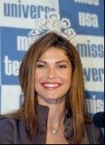 Tytuł Miss Universum przeszedł teraz na Miss Panamy, Justine Pasek