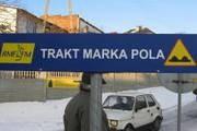 Tzw. stara czwórka w Małopolsce, jedna z najniebezpieczniejszych dróg w Polsce /RMF