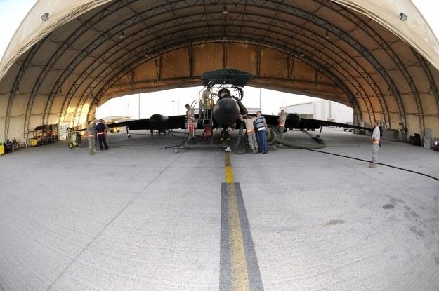 U-2. Fot. U.S. Air Force photo/Tech. Sgt. Christopher A. Campbell /materiały prasowe