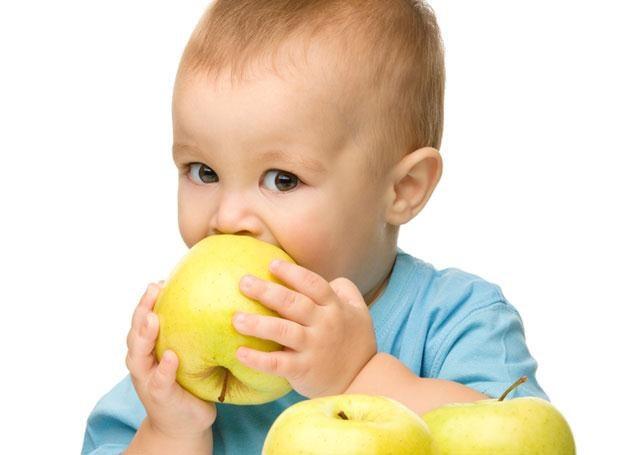 U maluszka układ odpornościowy jeszcze nie jest tak sprawny jak u dorosłego /© Panthermedia