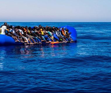 U wybrzeży Libii zatonęła łódź z migrantami. Co najmniej 25 ofiar