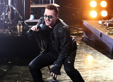 U2 dziś (na zdjęciu Bono)... - fot. Steffen Kugler /Getty Images/Flash Press Media