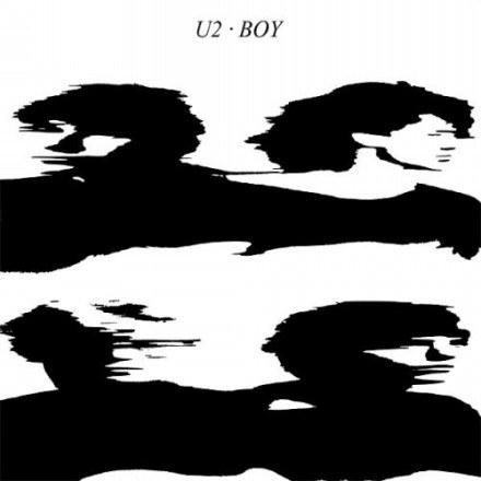 """U2 na okładce """"Boy"""" /"""
