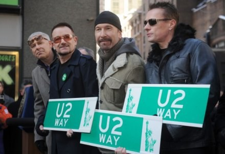 U2 zagra 6 sierpnia w Chorzowie! /Getty Images/Flash Press Media