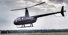 uberHELIKOPTER -20 zł zalot helikopterem zUberem