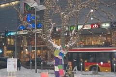 Ubierz drzewo na zimę i pomóż najuboższym