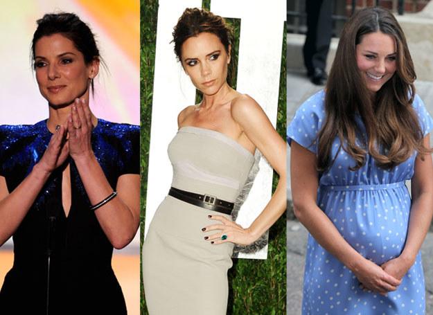 Ubrania, jakie nosi m.in. księżna Cambridge sprzedają się później jak świeże bułeczki. /Getty Images