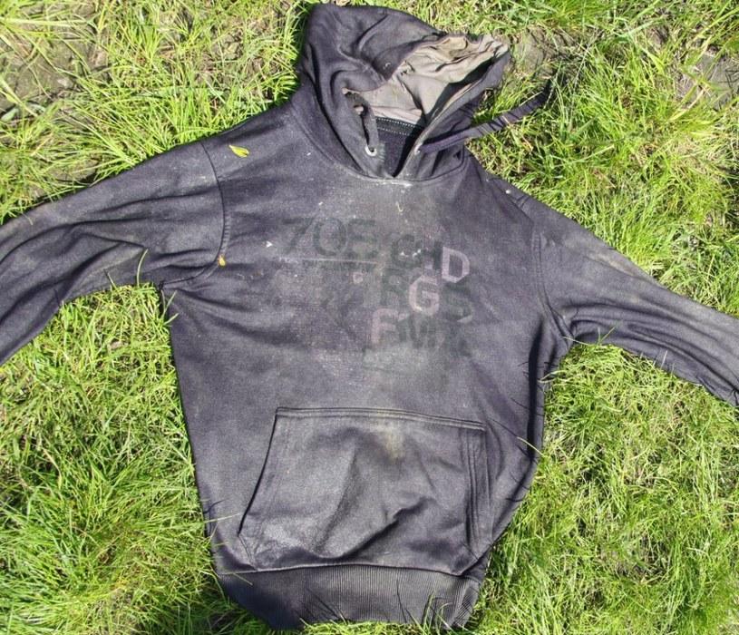 Ubrania znalezionego mężczyzny /Policja