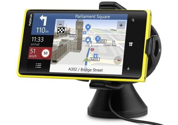 Uchwyt samochodowy Nokia CR-200 /materiały prasowe