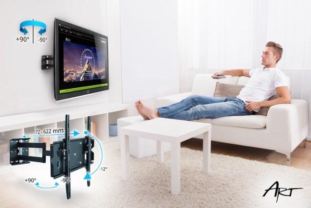 Uchwyty RTV pełnią dwie zasadnicze funkcje – estetyczną oraz użyteczną /materiały prasowe