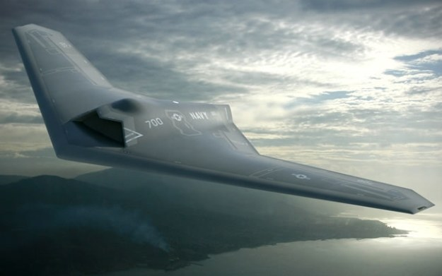 UCLASS.     Fot. Lockheed Martin /materiały prasowe