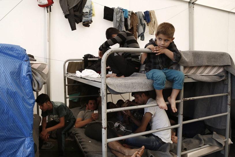 UE i Turcja kłócą się o uchodźców /PAP/EPA