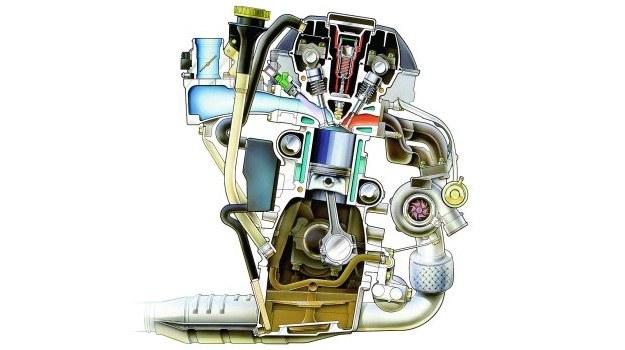 Układ smarowania /Motor
