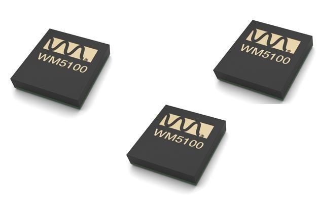 Układy Wolfson WM5100 /materiały prasowe