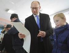 Ukraina: Arsenij Jaceniuk złoży swoją dymisję w parlamencie