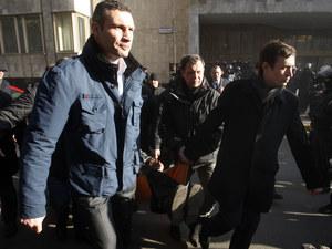 Ukraina: Kliczko twierdzi, że Janukowycz chce dalej rozmawiać z opozycją