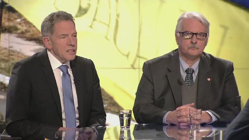 Ukraina o krok od wprowadzenia stanu wojennego /TVN24/x-news