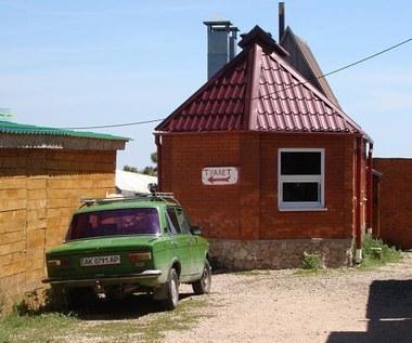 Ukraina. Od  Hummera z kryształami Svarowskiego po zdezelowane Łady