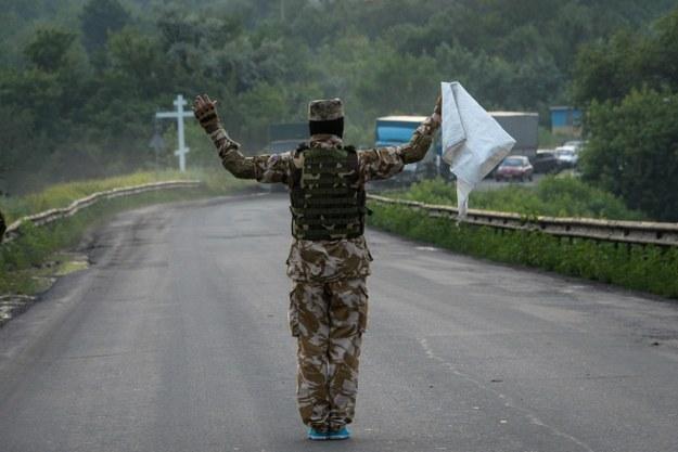 Ukraina: Poroszenko ogłosił zawieszenie broni