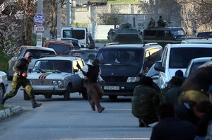 Ukraina: Rosjanie zajęli dwie ukraińskie bazy na Krymie