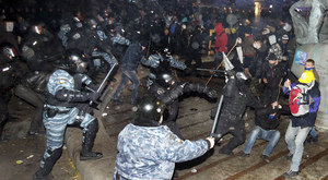 Ukraina: Szef parlamentu godzi się na debatę w sprawie dymisji rządu