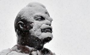 Ukraina: W Kijowie powalono pomnik Lenina
