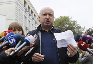 Ukraina: Ważne decyzje parlamentu