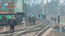 Ukraina. Wojna o tory kolejowe