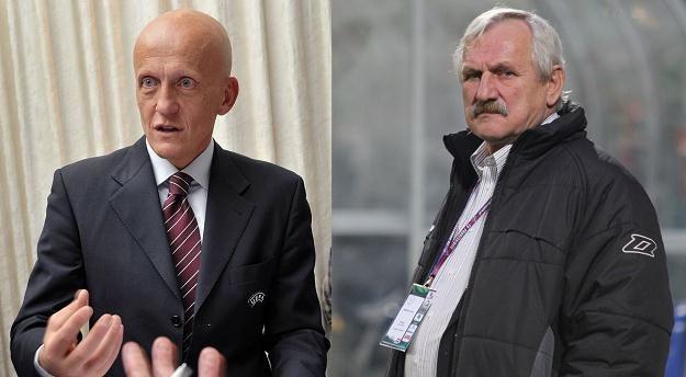 Ukraińcy mają Pierluigi Collinę, my Janusza Eksztajna /AFP