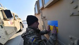 Ukraińscy żołnierze skarżą się na zdezelowany amerykański sprzęt
