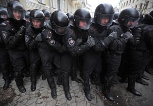 Ukraińska opozycja: Szturm na siedzibę prezydenta prowokacją władz