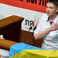 Ukraiński polityk: Sawczenko jest rosyjskim
