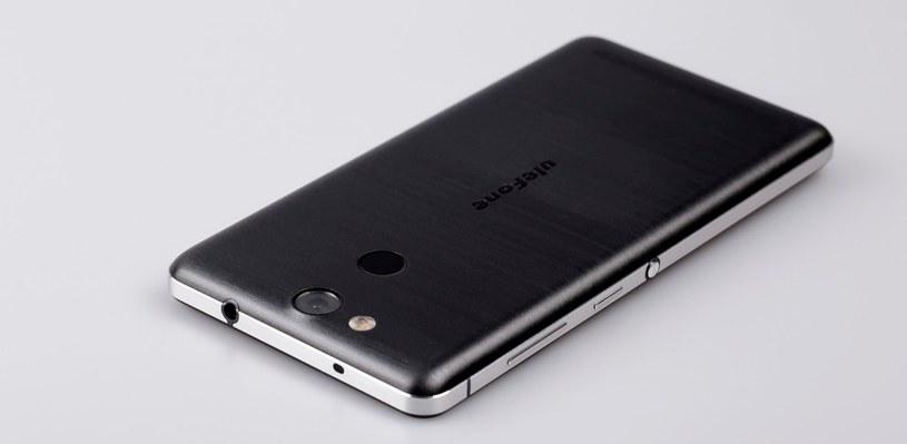Ulefon - tak prezentuje się prototyp smartfonu z bardzo dużą baterią /materiały prasowe