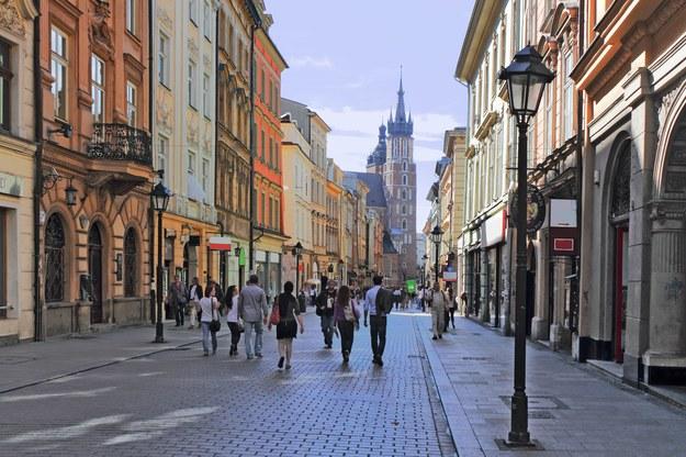 Ulica Floriańska w Krakowie /123/RF PICSEL
