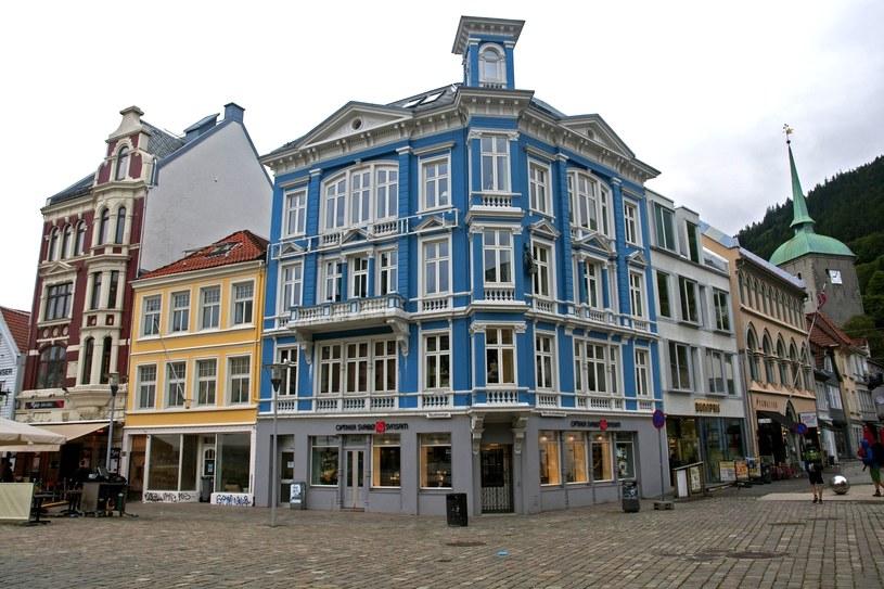 Ulice Bergen /Fot: Marek Michalak /East News