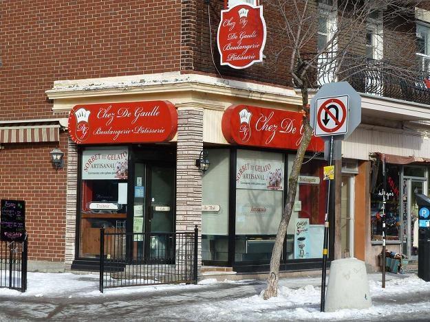 Ulice Montrealu mają francuski charakter /AFP