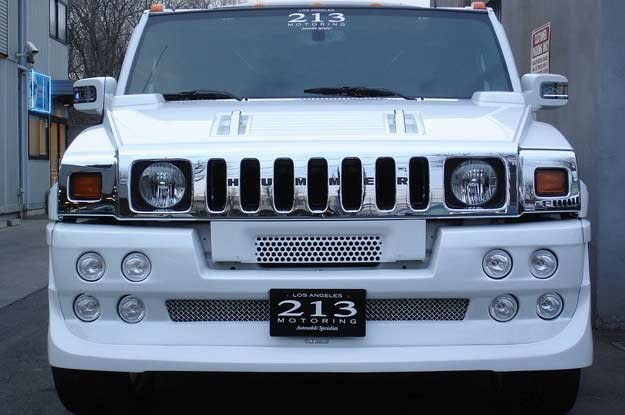 Ultimate six hummer H2 /