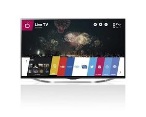 Ultra HD LG UB850V - nowe telewizory 4K