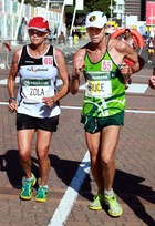 Ultramaratończyk z RPA stracił buty i zegarek w rozboju podczas joggingu
