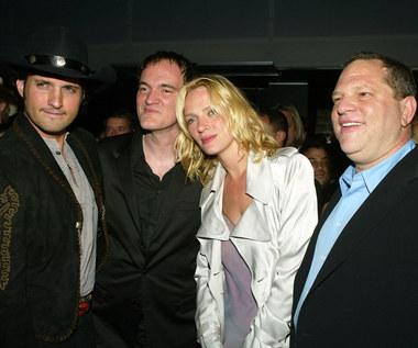 Uma Thurman oskarża Weinsteina o molestowanie seksualne