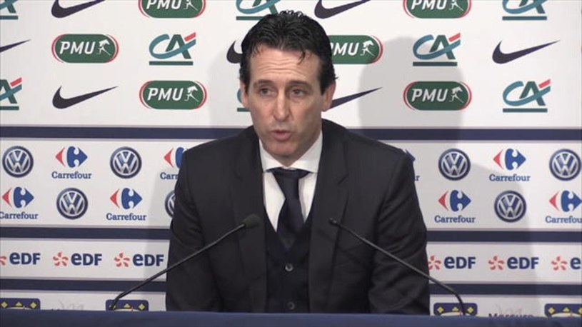 Unai Emery /Perform