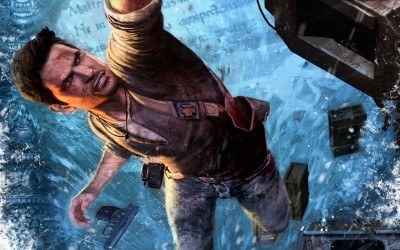 Uncharted 2: Among Thieves - fragment okładki gry /INTERIA.PL