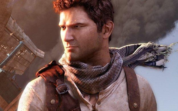 Uncharted 3: Oszustwo Drake'a - motyw graficzny /Informacja prasowa