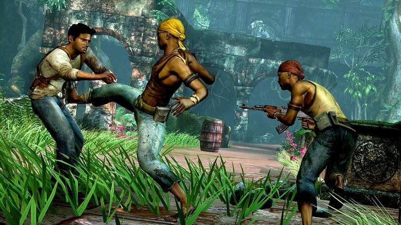 Uncharted - marka Naughty Dog wysoko podniosła poprzeczkę pod względem doznań wizualnych /materiały prasowe