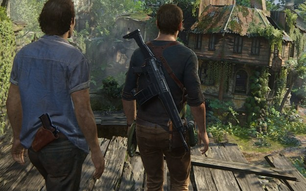 Uncharted Uncharted 44 /materiały prasowe
