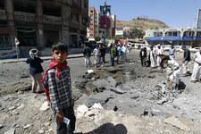 UNICEF: W Jemenie zginęło ponad 500 dzieci
