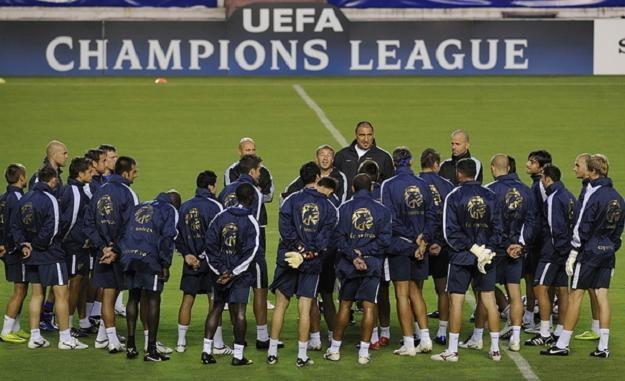 Unirea Urziceni jeszcze niedawno grała w elitarnej Lidze Mistrzów /AFP